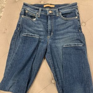 Joes jeans, skinny high wasted